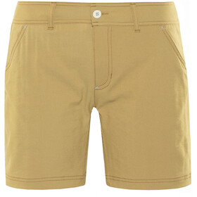 Houdini Action Twill Shorts Dame antique gold